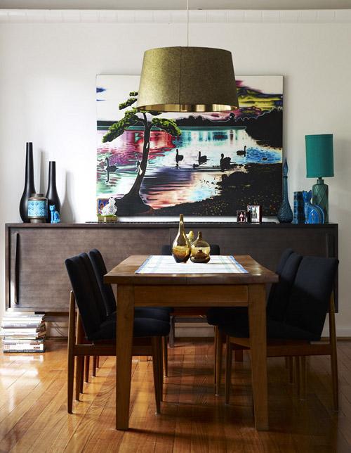 die wohngalerie setzen sie auf gro formatige bilder. Black Bedroom Furniture Sets. Home Design Ideas