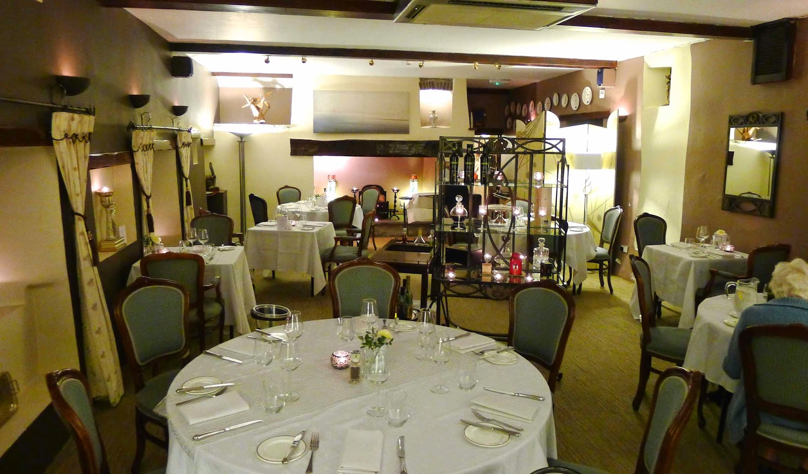 gourmetgorro leicester 39 s restaurant the great house. Black Bedroom Furniture Sets. Home Design Ideas