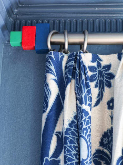 Modern Furniture Creative Ways To Make A Curtain Hardware By Using Household Items