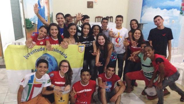Juventude Missionária de Tocantinópolis (TO) trabalha Jornada do Jovem Missionário