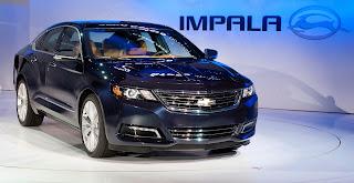 Chevrolet 2014 Chevy Impala