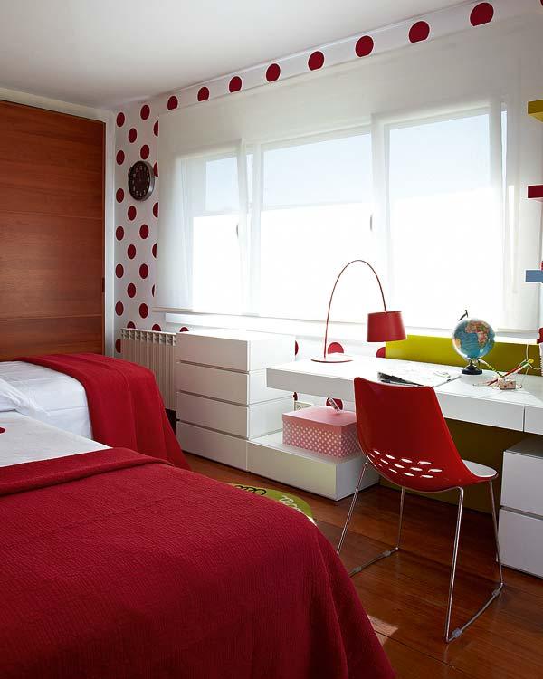 Dormitorios juveniles decoraci n de dormitorios for Dormitorios juveniles para dos