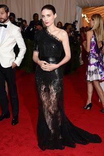 Rooney Mara - MET 2012