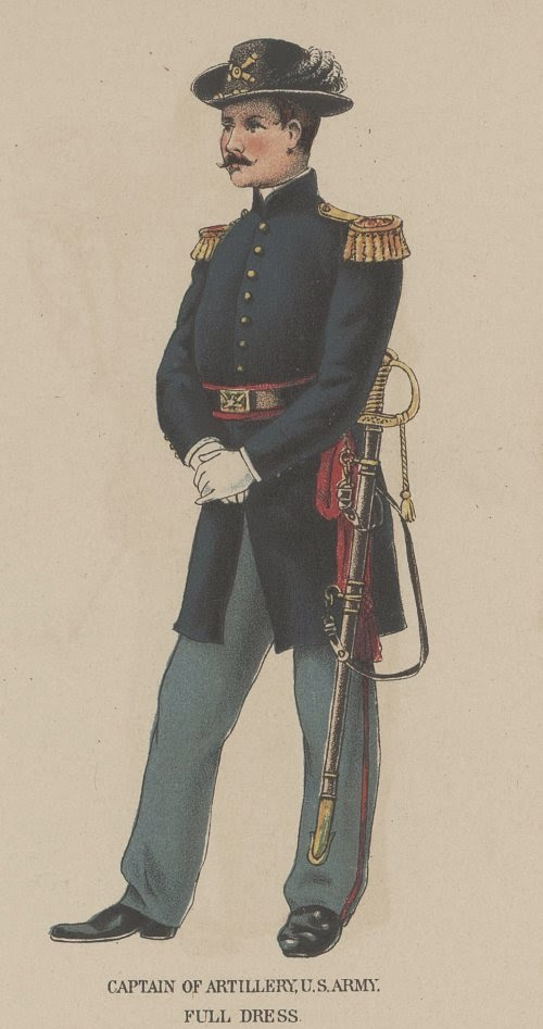 Union Captain of Artillery picture 3