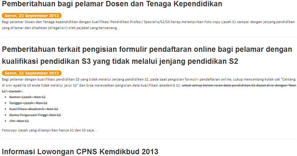 Hasil Tes Cpns Umum 24 Desember Dan Honorer K2 | Share The Knownledge ...
