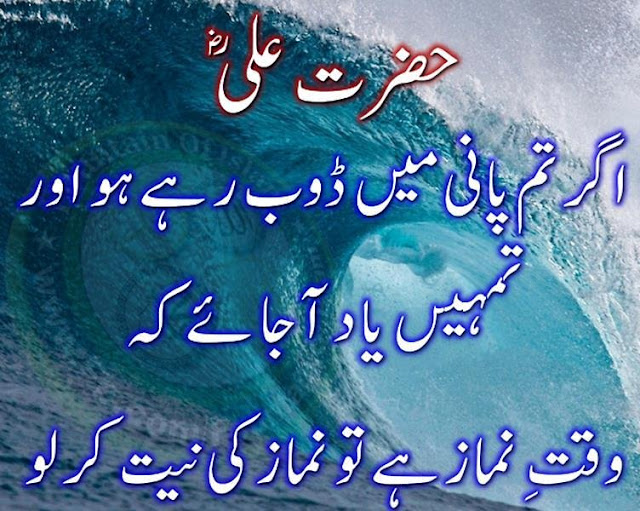 hazrat ali qutoes in urdu