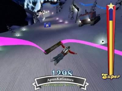 Snowboard Superjam Screenshots