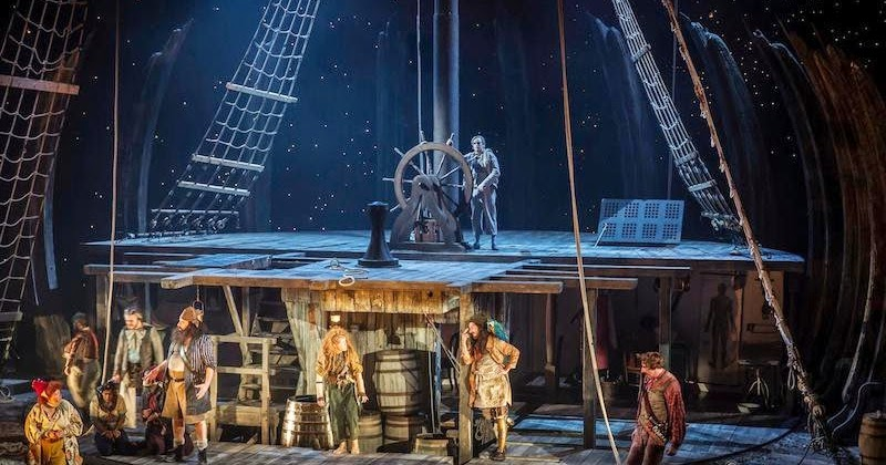 Treasure Island Reviews National Theatre