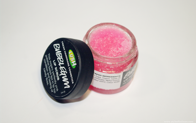 Lush Bubblegum Lip Scrub, Bubblegum Lip Scrub, Best Lip Scrub