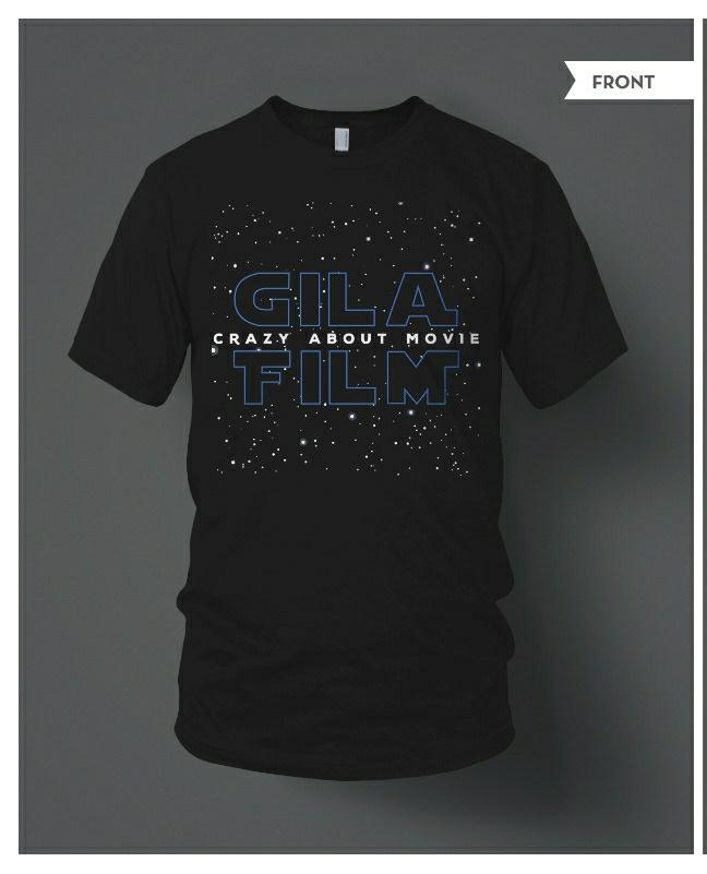 T shirt Gila Film Tahun Ke-9