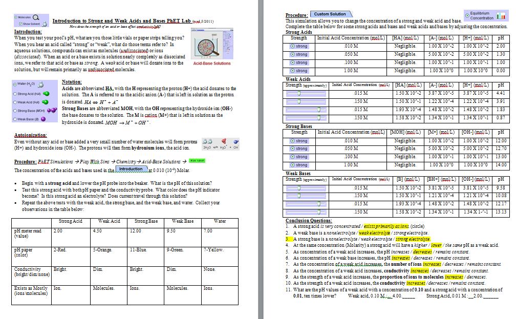 play analysis worksheet