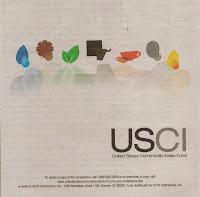United States Commodity Index Fund - USCI