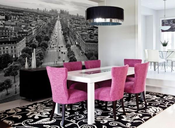 Paris manzarası evinizin duvarlarını süslesin