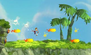 Rayman Jungle Run v2.0.1 APK+DATA: game phiêu lưu đồ họa hoạt hình