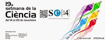 Setmana de la Ciència 2014