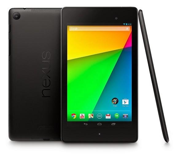 Nexus 7: Η Google σταματά την επίσημη κυκλοφορία του