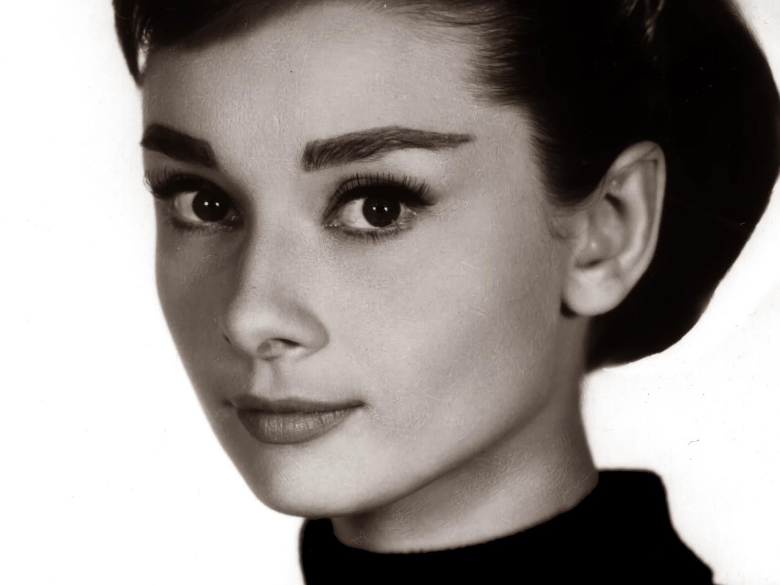 Dharia's Closet: Audrey Hepburn inspired makeup