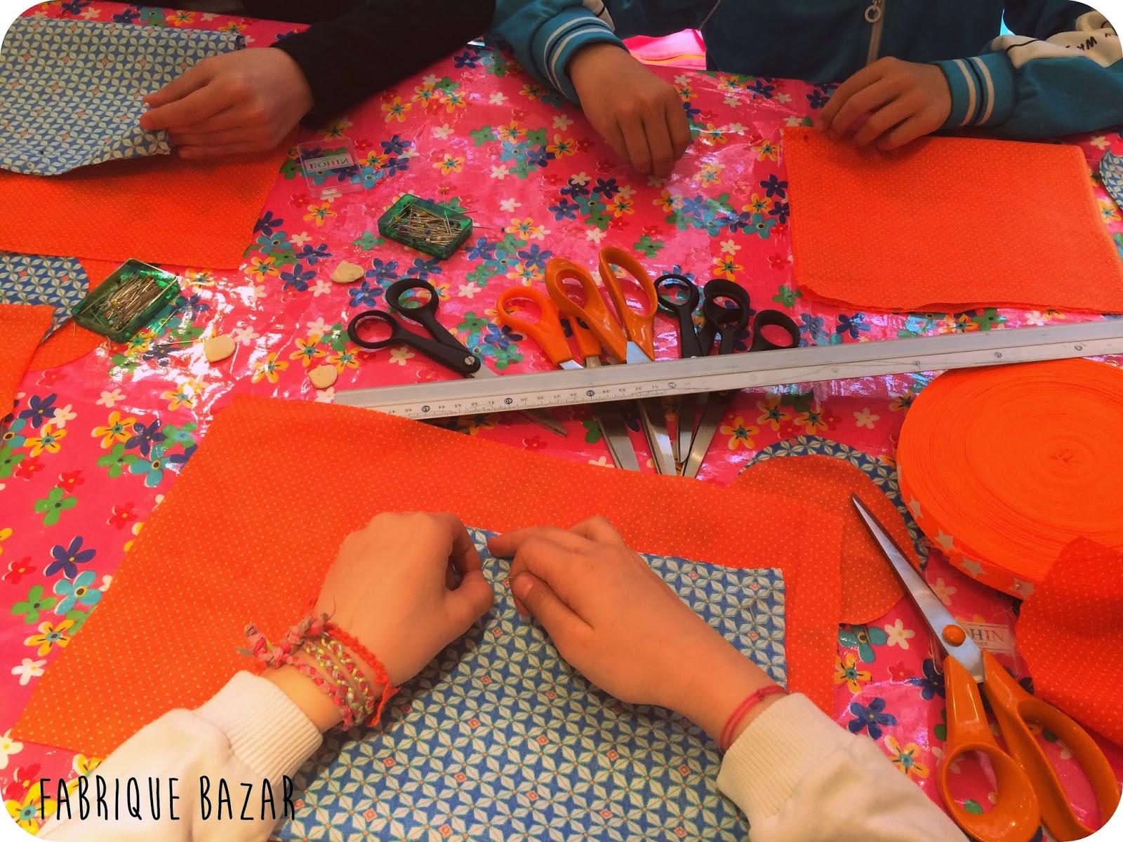 cours de couture toulouse blog créatif fabrique bazarv