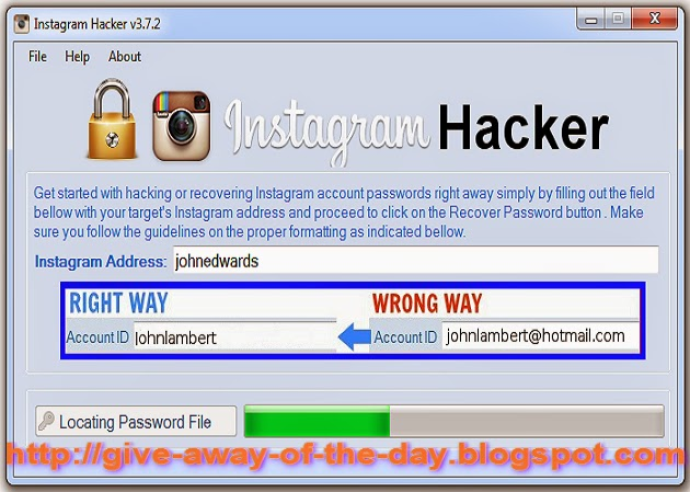 Instagram Hacker 2014 v3.72