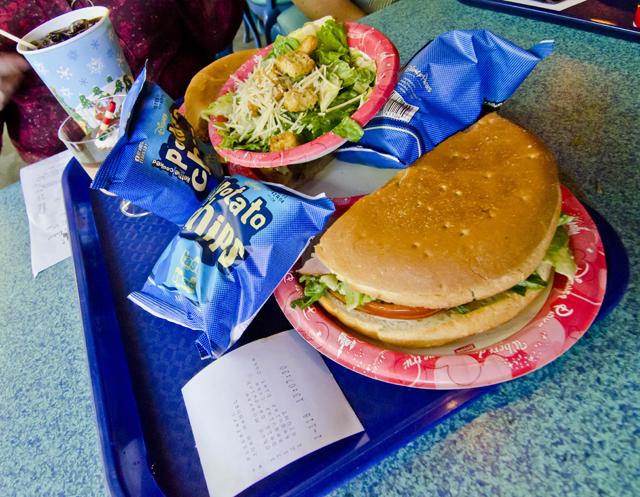 Alimentação gratuita na Disney em Orlando
