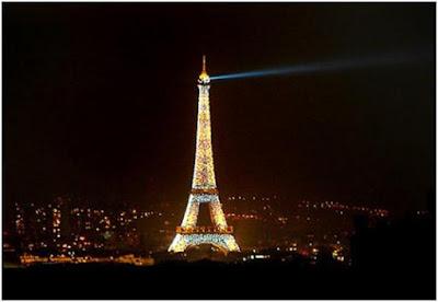 Paris, France | 7 Kota Paling Indah Dan Terang Di Dunia