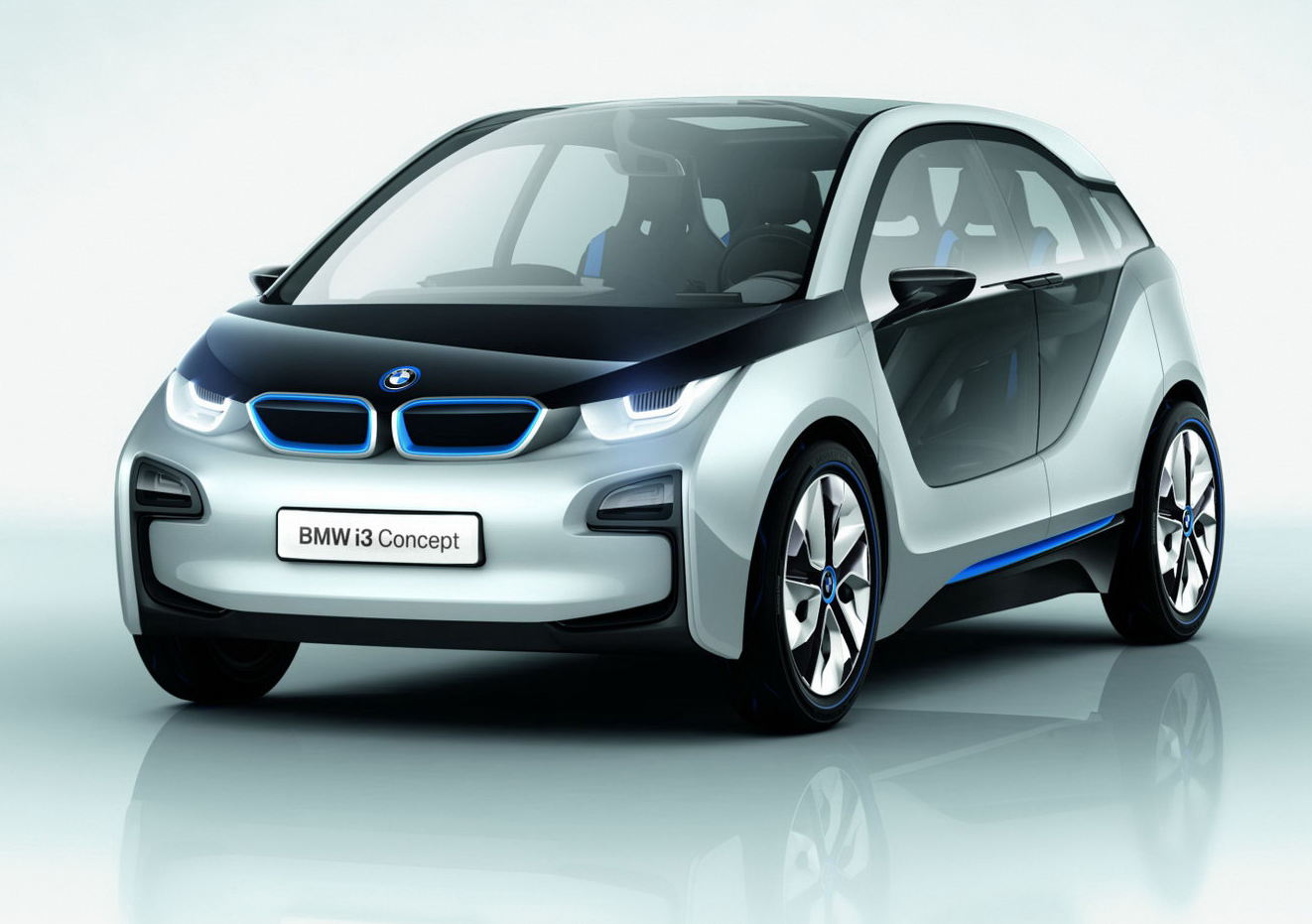 2013 Bmw I3 Concept Car Wallpapers Bikes Cars Wallpapers