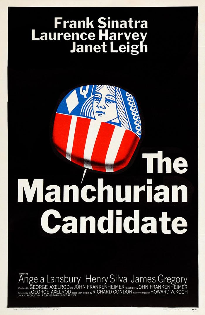 a review of the film the manchurian candidate The manchurian candidate au retour de la guerre du golfe,  un crime dans la tete est le remake d'un film noir réalisé en 1962 par john frankenheimer.