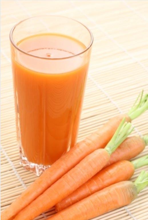 Beneficios del jugo de zanahoria para la vista como for La zanahoria es una hortaliza