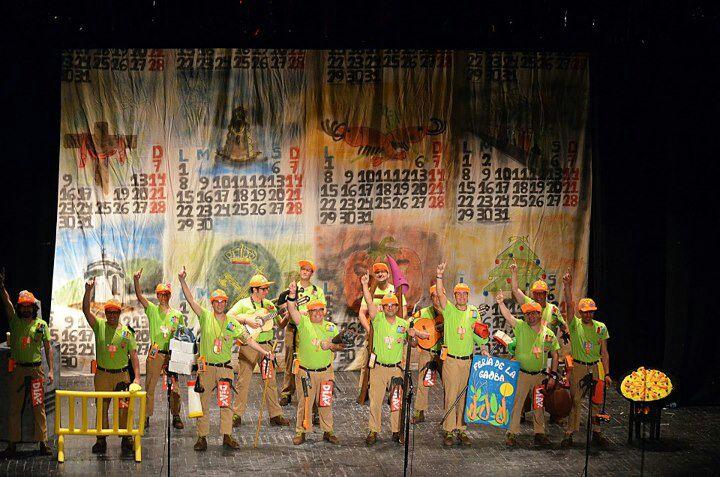 Los Voluntarios 2013