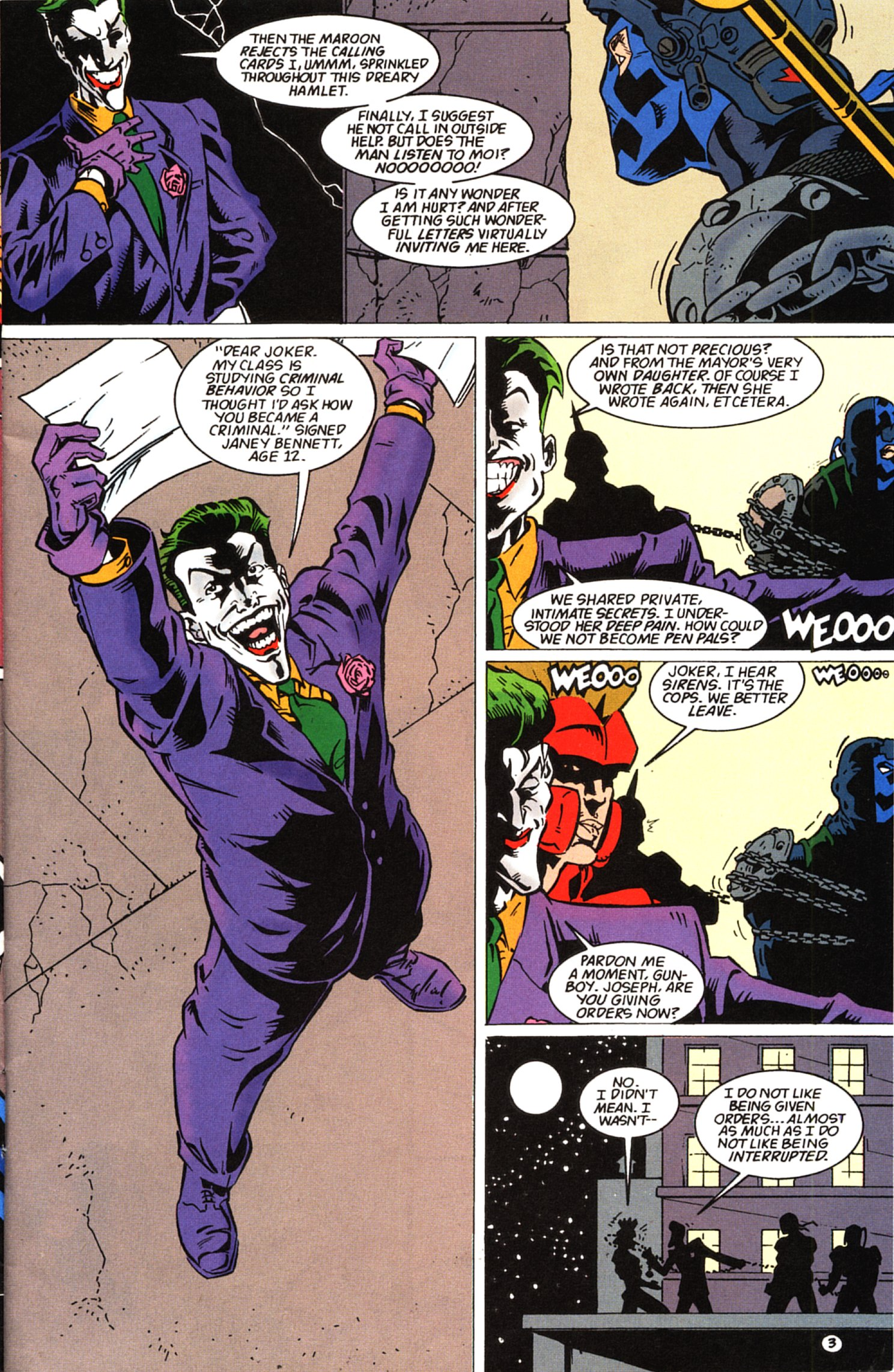 Deathstroke (1991) Issue #58 #63 - English 4