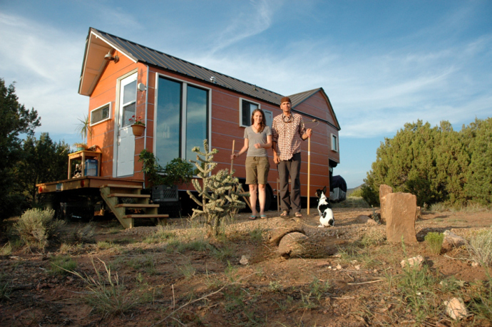 lloyd s blog tiny home on wheels in arizona
