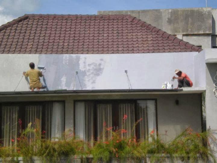 projek cat rumah banglo bayani home renovation