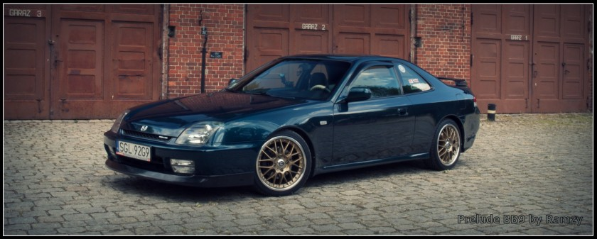 Honda Prelude BB9 by Ramzy