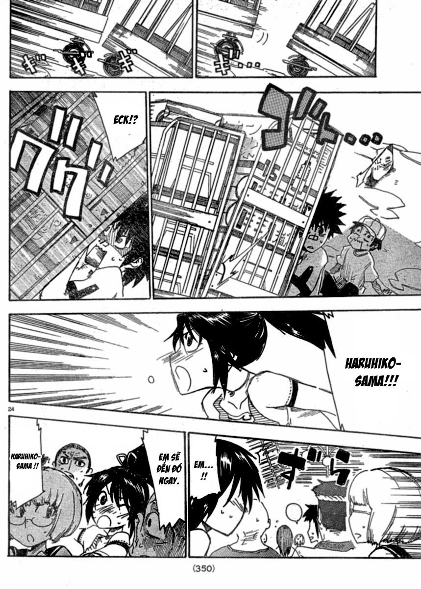 Shiinake no Hitobito chap 2 - Trang 25