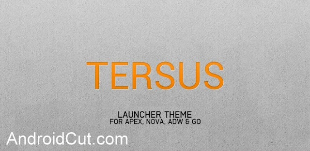 Tersus (adw go apex theme) v1.3.2 APK