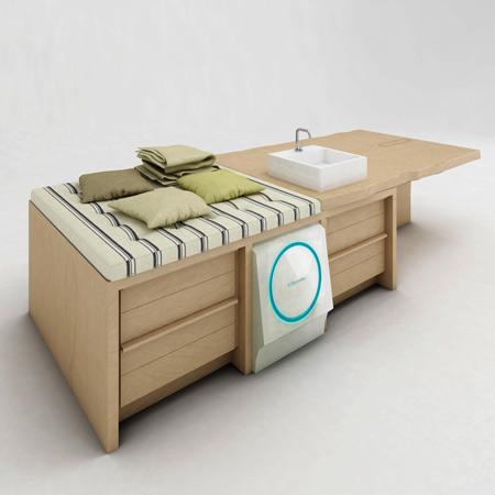 Muebles para espacios peque os ideas para decorar Mobiliario para espacios reducidos