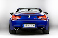 2012 New BMW M6 Cabriolet F13 orignial photo