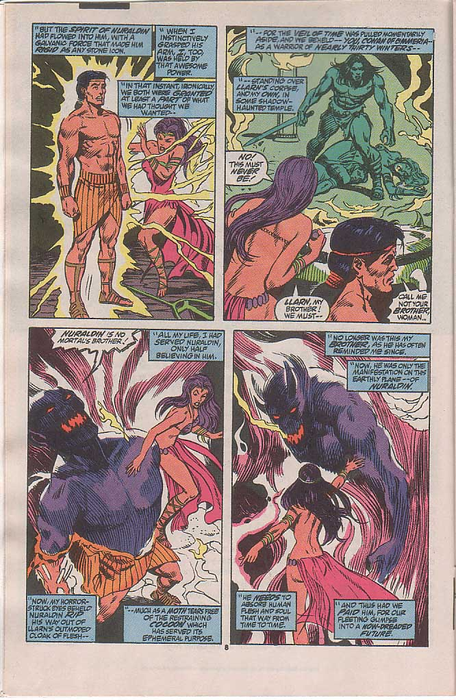 Conan the Barbarian (1970) Issue #240 #252 - English 7