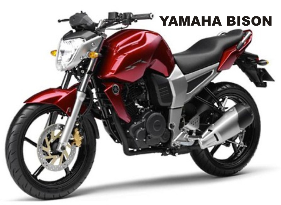 Motor Yamaha Bison