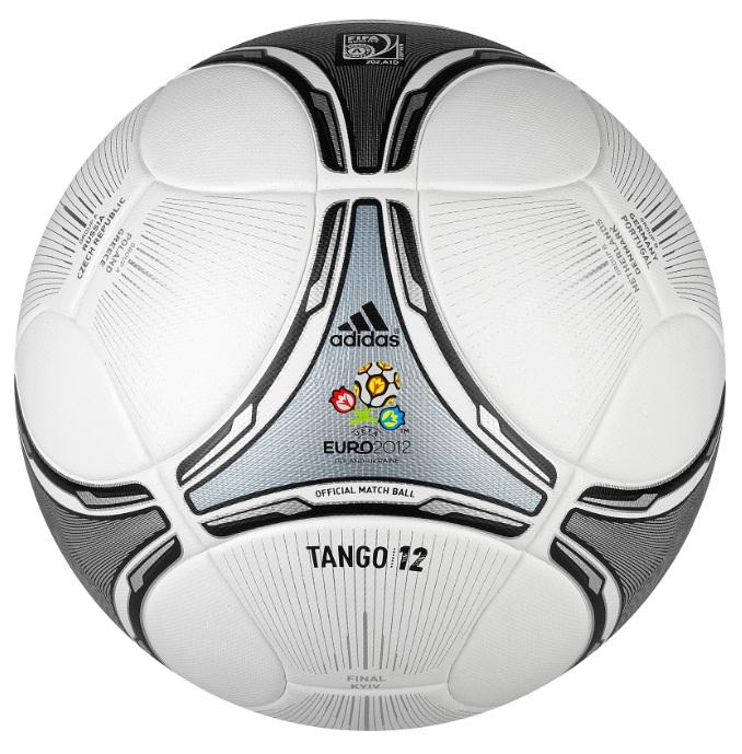 """""""Tango 12"""": El balón oficial de la Eurocopa 2012"""