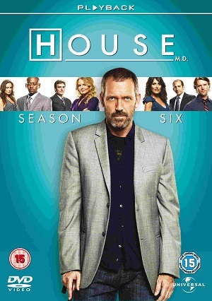 Dr. House - 6ª Temporada Torrent Download