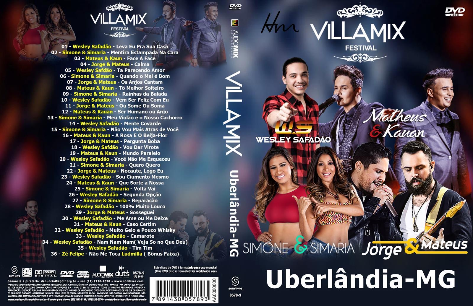 Villa Mix Festival Uberlândia 2016 DVDRip + DVD-R Villa 2BMix 2B  2BFestival 2B  2BUberl 25C3 25A2ndia 2B  2BMg