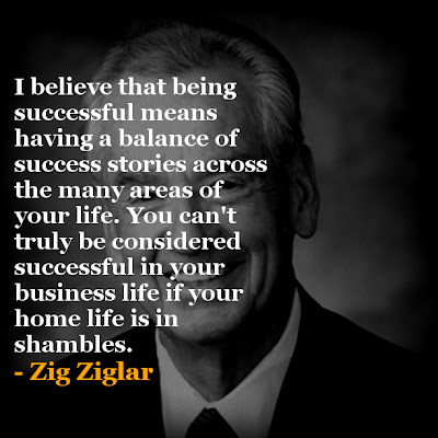 Zig Ziglar Inspirational quotes