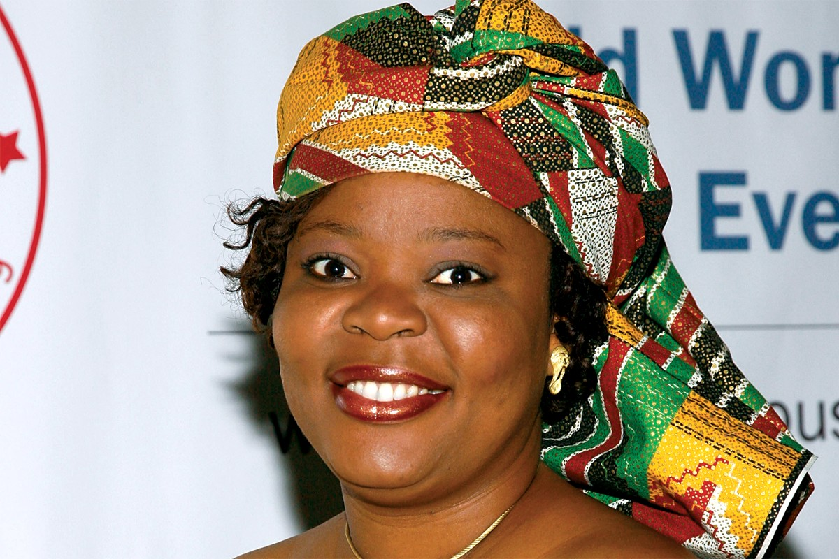 the life and works of leymah gbowee a liberian peace activist Leymah gbowee 45k likes 2011 nobel peace laureate leymah gbowee is a liberian peace activist one of the major blessings of my life is being a mentor to.