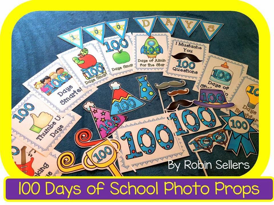 100 days of school ideas