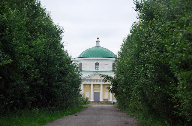 Церковь во имя Святителя Николая Чудотворца
