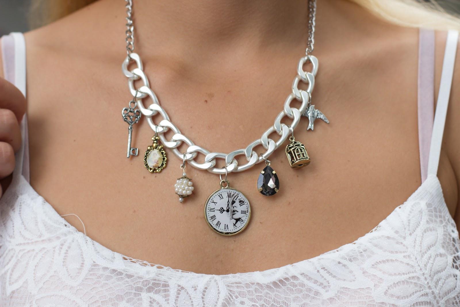 p.s. fashion necklace
