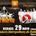 Antología y KalaMarka en Arequipa - Precio de entradas - 29 de mayo