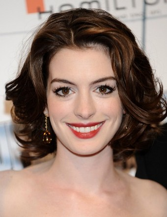 Medium Hairstyles✪Anne Hathaway