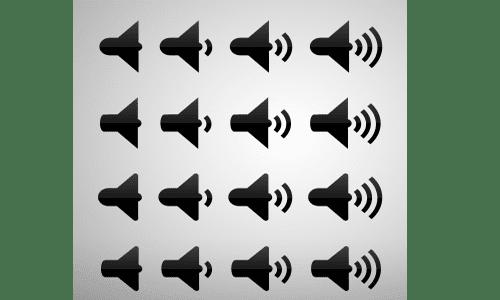 speaker shapes